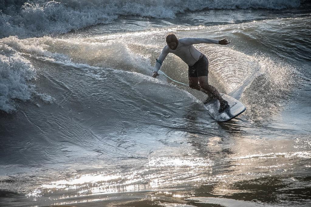 surf en rivière - theweekendwarrior.fr - david surf