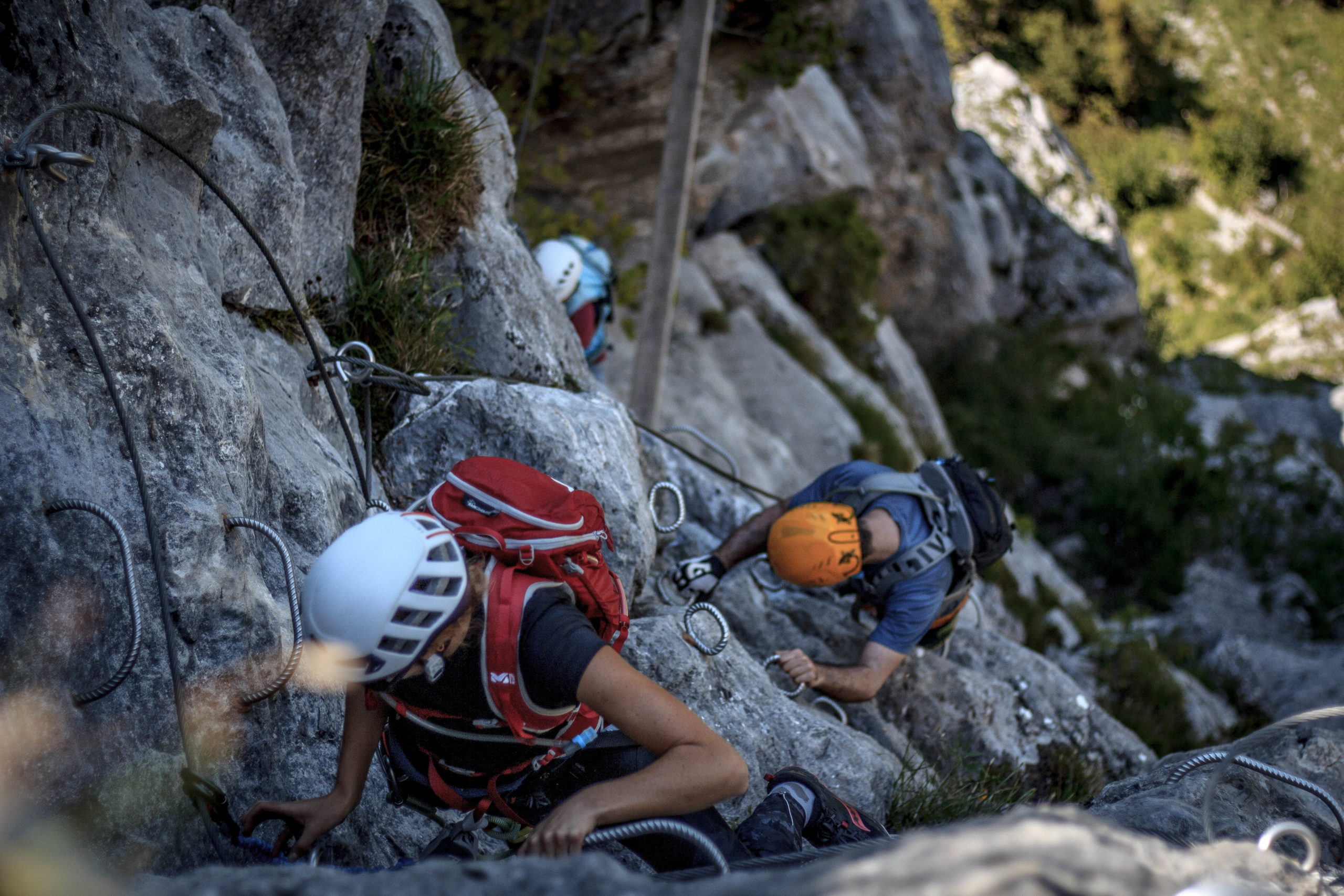 via ferrata curalla passy - the weekend warrior.fr 07