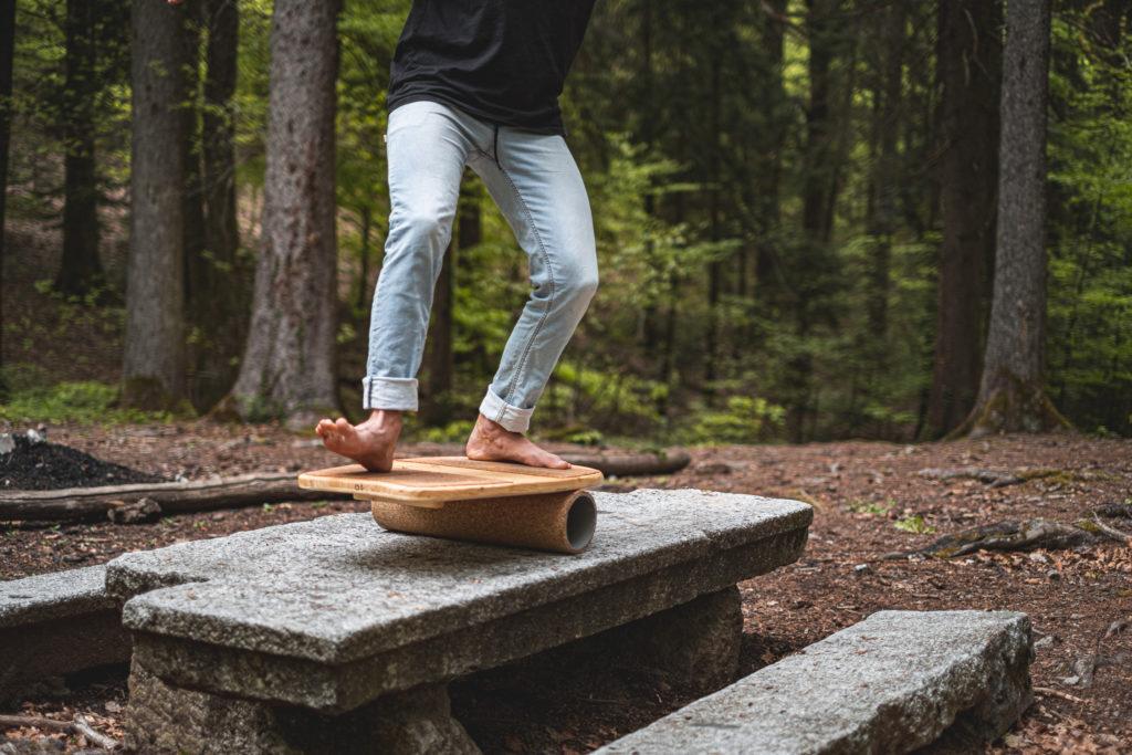 Fabriquer un balance board